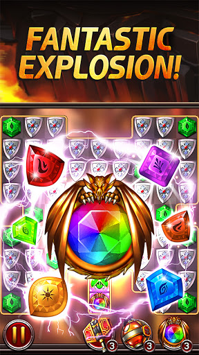 Jewel Blaze Kingdom 1.0.1 screenshots 9