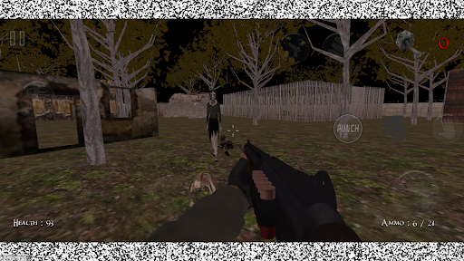 Slendergirl Must Die: The Asylum  screenshots 7