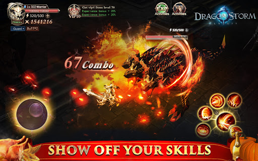Dragon Storm Fantasy 2.4.0 screenshots 13