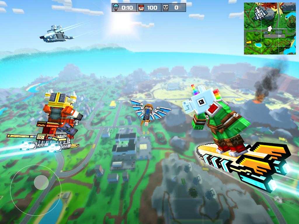 Pixel Gun 3D: FPS Shooter & Battle Royale  poster 6
