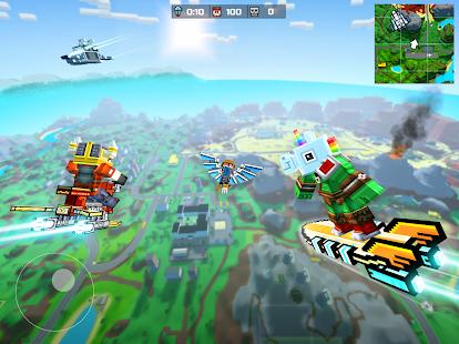 Pixel Gun 3D: FPS Shooter et Battle Royale
