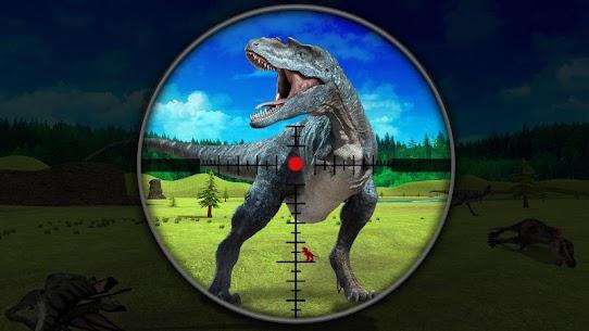 Dinosaur Hunting 3D Free Sniper Safari Adventure Hack Game Android & iOS 5