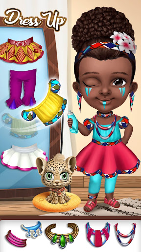 Pretty Little Princess - Dress Up, Hair & Makeup 3.0.30005 screenshots 2