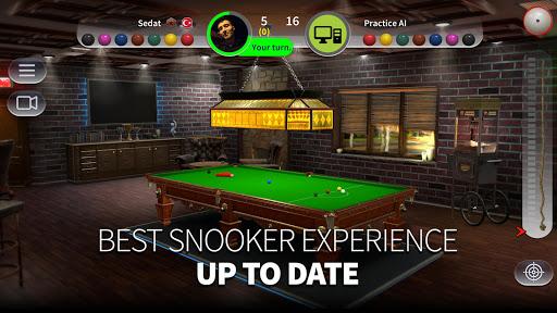 Snooker Elite 3D screenshots 4