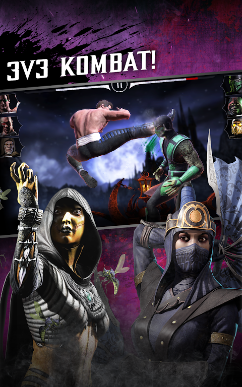 MORTAL KOMBAT: The Ultimate Fighting Game!  poster 11