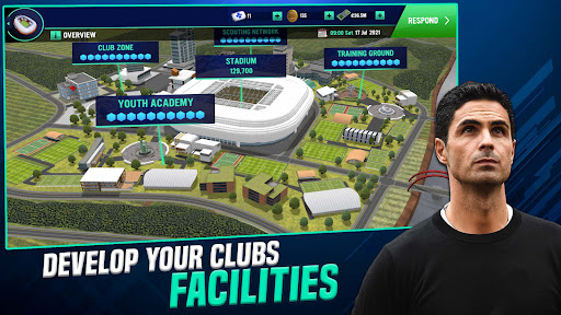 Soccer Manager 2022- FIFPRO Licensed Football Game screenshots 6