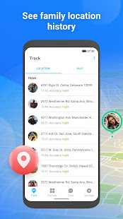 Find My Family - GPS Location Tracker