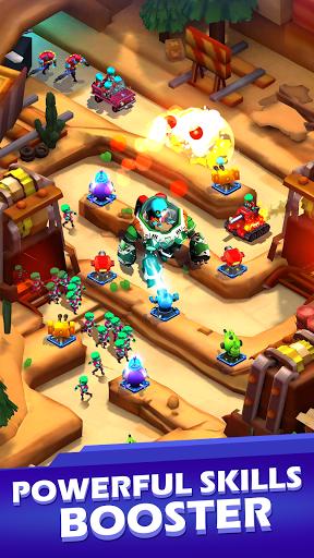 Zombie Defense : Idle Game 1.6 screenshots 4