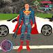 スーパーバイスタウンロープヒーロー