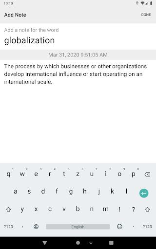 Dictionary & Translator Free 19.5.0 Screenshots 23