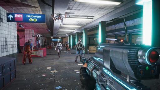 Code Triche DEAD TARGET: Jeux de Zombie APK MOD (Astuce) screenshots 1