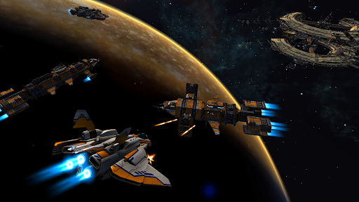 Space Commander: War and Trade screenshots 2