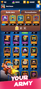 Rush Royale – Tower Defense PvP MOD (Unlimited Rewards) 3