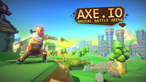 AXE.IO - Brutal Survival Battleground 1.6.3 screenshots 1