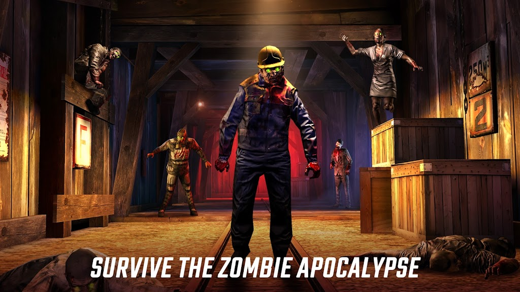 DEAD TRIGGER 2 - Zombie Game FPS shooter  poster 16