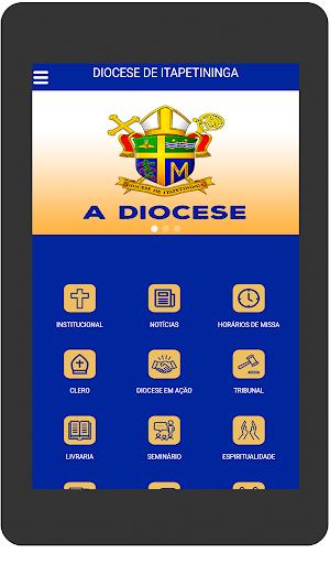 Diocese de Itapetininga screenshot 4