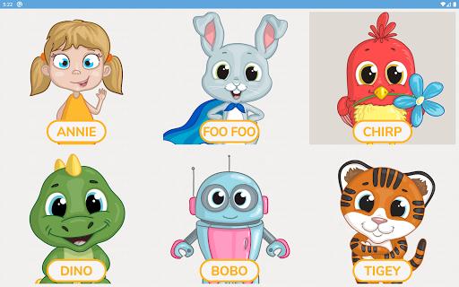 Reach Speech: Speech therapy for kids and babies  screenshots 12