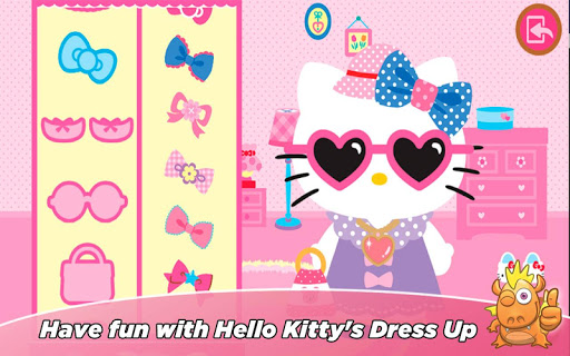 Hello Kitty All Games for kids  screenshots 16