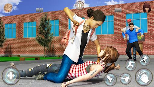 High School Bully Gangster: Karate Fighting Games 1.1.3 screenshots 4
