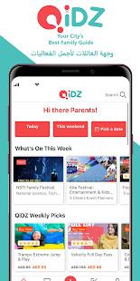 QiDZ: Family Activities Guide