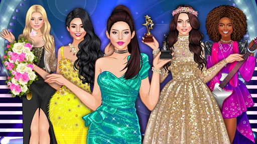 Pop Star Dress Up - Music Idol Girl  screenshots 9