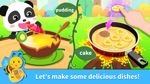 Baby Panda's Forest Feast - Party Fun  screenshots 2