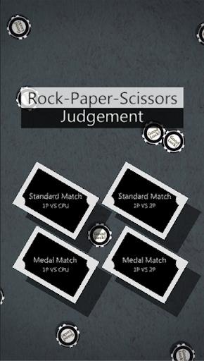 rock-paper-scissors judgement screenshot 1