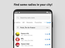 France FM Radios, Free French Radios