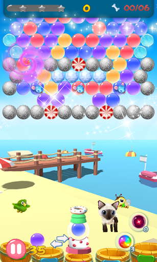 Cat Bubble 1.2.0 screenshots 2