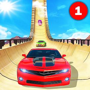 Car Stunts New Games: Mega Ramp Car Racing Game