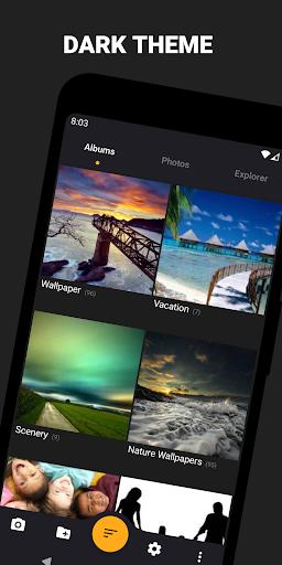 EZ Gallery - Simple Photo Viewer screenshots 1