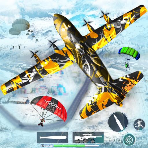 Gun Shoot War: Squad Free Fire 3D Battlegrounds