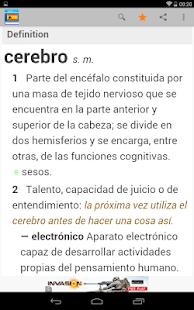 Spanish Dictionary by Farlex