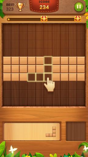 Block Puzzle:Brain Training Test Wood Jewel Games screenshots 1