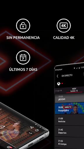ATRESplayer - Series, pelu00edculas y TV online apktram screenshots 5
