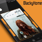 BlackyHome for Klwp  Icon