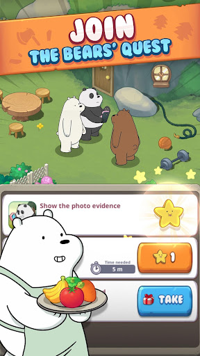 We Bare Bears: Match3 Repairs screenshots 4