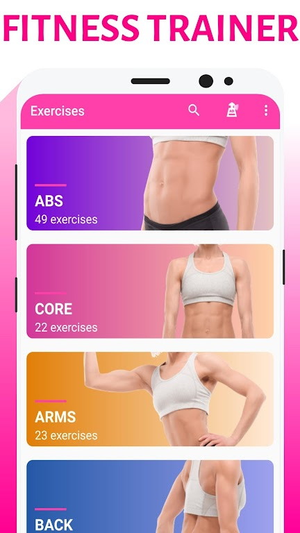 Women Workout - Home Workout for Women Lose Weight  poster 1
