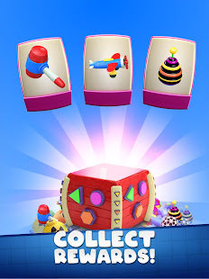 Toy Box Crush Party Time - Tap and Pop The Cubes!