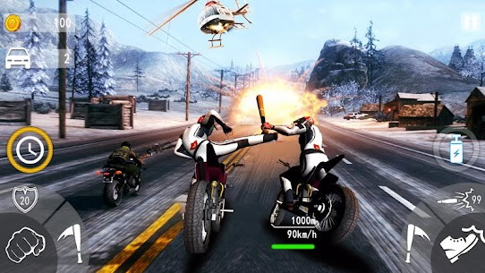 Biker Gang Race Game Apk 2