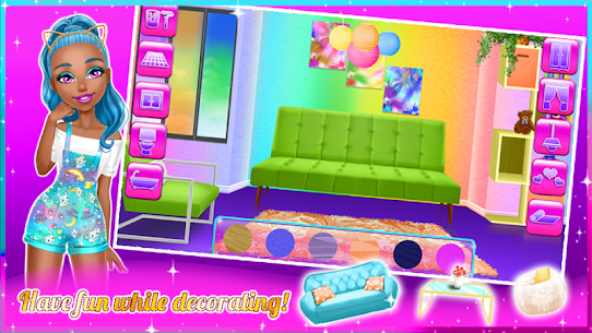 Dream Doll House – Decorating Game Apk 2