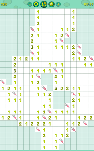 Minesweeper - Virus Seeker