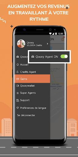 Qooxy Agent  screenshots 1