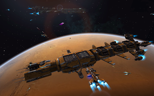 Space Commander: War and Trade screenshots 12