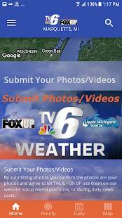 TV6 & FOX UP Weather 5.3.700 APK screenshots 2