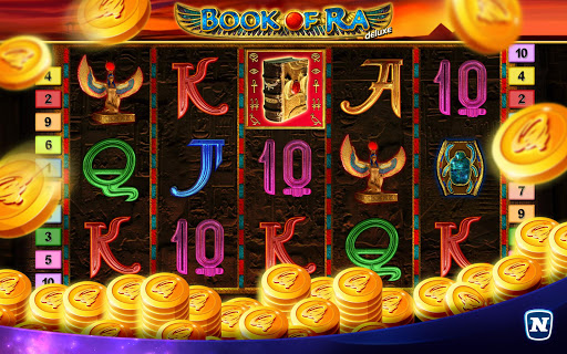 Book of Rau2122 Deluxe Slot screenshots 9