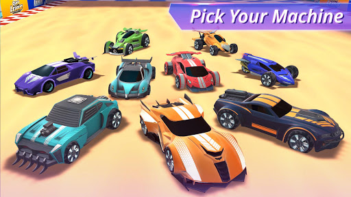 Overleague - Rocket Racing League 2021 0.2.4 Screenshots 14