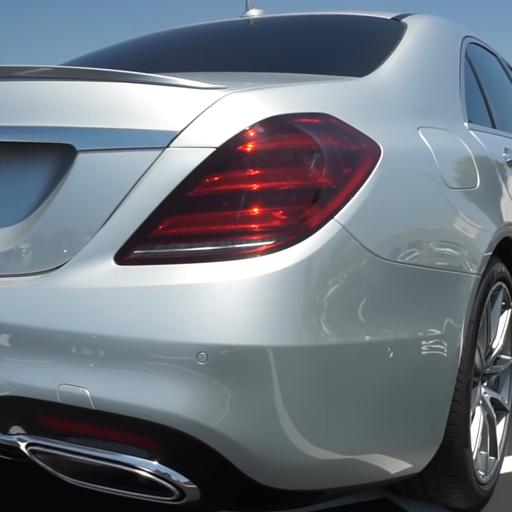 Benz S600 Drift Simulator: Motorspel Racing 3D