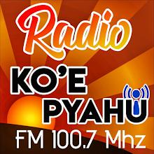 Radio Koe Pyahu FM 100.7 Py APK