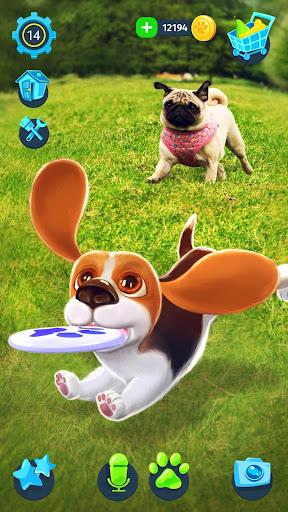 Tamadog - My talking Dog Game (AR) 1.0.1 screenshots 3